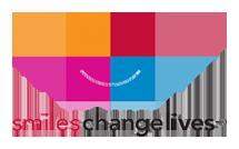 smiles changes lives logo